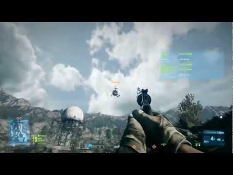 Battlefield 3 - 44. Magnum Pistol Pilot Kill by Wovn