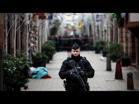 Στρασβούργο: «Αλλάχ Ακμπάρ» φώναζε ο δράστης