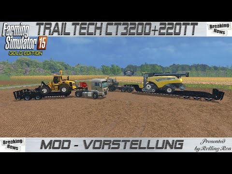 Trailtech CT3200 CT220TT v2.0