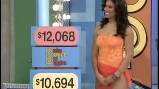 Sexy Gwen Osborne on The Price is Right!