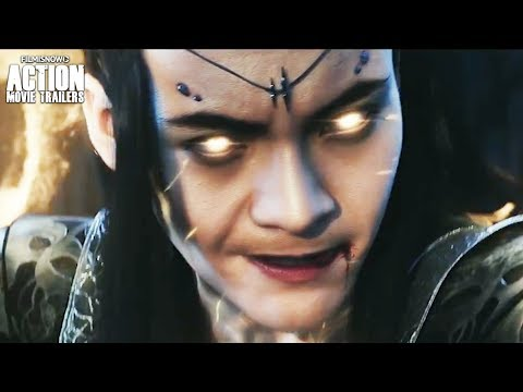 L.O.R.D. 2 | International Trailer | Fan Bingbing Fantasy Action Movie