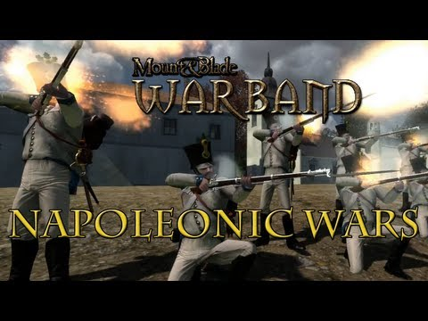 Mount & Blade: Warband - Napoleonic Wars Announcement Trailer HD