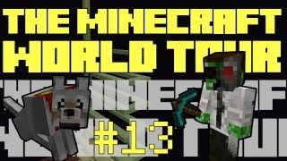 The Minecraft World Tour - #13: Do The Evolution