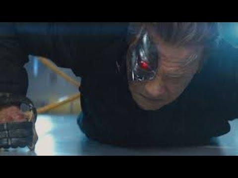 Terminator Genisys Telugu (6/10) John VS T-800