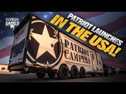 Patriot Campers Launches In The USA, Our Journey To Moab