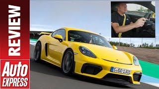 2020 Porsche 718 Cayman GT4 review - is this the best sports car Porsche make? by Auto Express