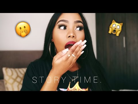 STORY TIME: SHE WAS HIS WIFE!   Landzy Gama