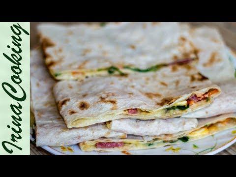 Бутерброды в лаваше рецепты с фото