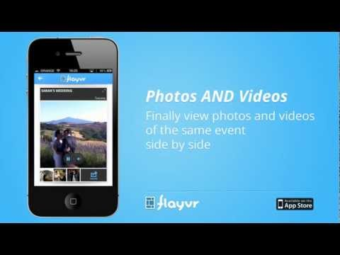 Flayvr – New Hybrid Photography App for iPhone