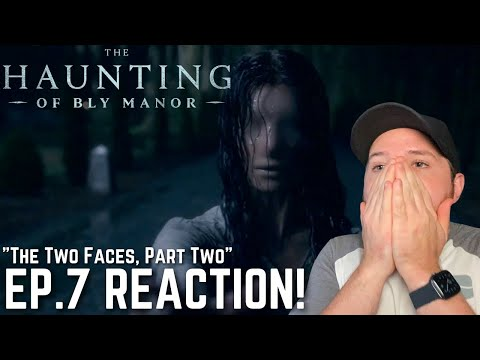 "The Haunting of Bly Manor Episode 7 Reaction! - ""The Two Faces, Part Two"""