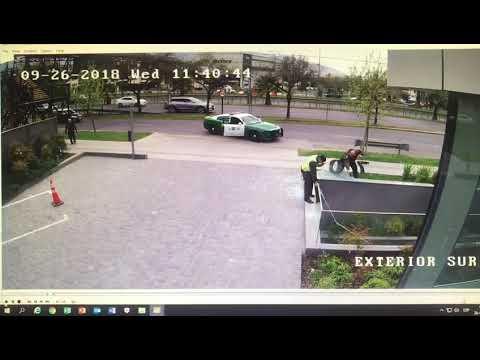Efectivos realizaban un patrullaje preventivo en Vitacura cuando se  percataron que los hombres intimidaron a un conductor con un arma ... 82c1f367b69