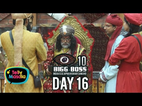 Bigg Boss 10 | Day 16 | Full Episode Update Novemb