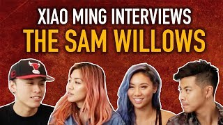 Xiao Ming Interviews The Sam Willows