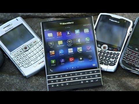 BlackBerry Passport Review: A Love Story