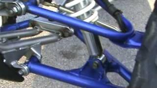 4. 2006 Yamaha Raptor 350
