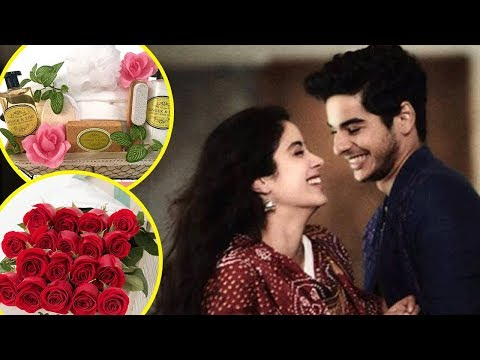Ishaan Khattar's ROMANTIC Gesture for Girlfriend J