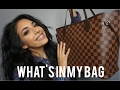whats in my bag 👜  | tag