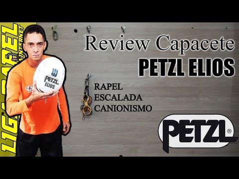 Review Capacete Petzl Elios - Aprovado!