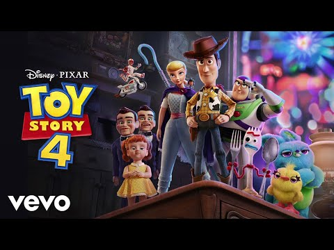 """Randy Newman - Parting Gifts & New Horizons (From """"Toy Story 4""""/Audio Only)"""
