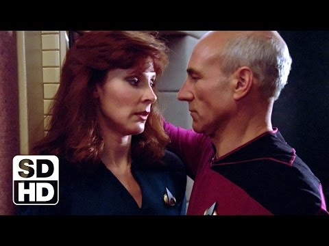 TNG Remastered: 1x02 'The Naked Now' Comparison, SD to HD