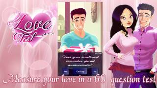 Love Test! YouTube video