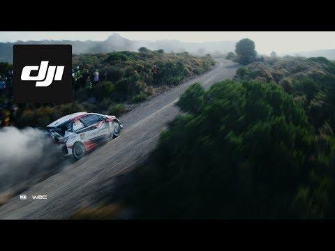 DJI - WRC Sardegna 2017