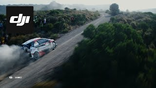 Rally Sardegna is the midpoint of the World Rally Championship season. Rugged and sun-baked gravel tracks offer gruelling conditions amid stunning scenery on the beautiful Mediterranean island. Filmed using the Inspire 2 with the X5S and the Phantom 4 Pro+.Multicopter operations were conducted by professional pilots in coordination with manned aircraft pilots and authorities.Relevant permissions were obtained prior to filming, and filming was conducted in compliance with local regulations.Please always fly responsibly and follow the local regulations. Subscribe:  https://www.youtube.com/djiLike us on Facebook:  https://www.facebook.com/DJI.europeFollow us on Twitter:  http://www.twitter.com/DJIEuropeFollow us on Instagram:  http://www.instagram.com/DJIglobalWebsite: http://www.dji.com/
