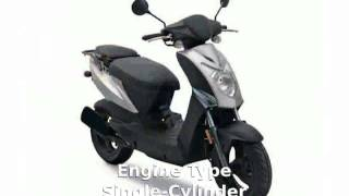 4. 2014 KYMCO Agility 125 - Specs & Details