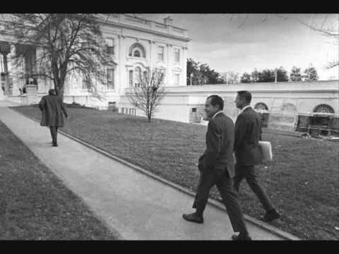NIXON TAPES: Nixon Drunk over Watergate (Haldeman)