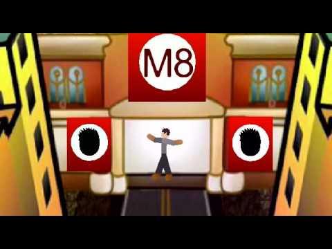 Stick Nodes heil M8 scene