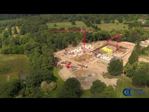 Savill Court Hotel and Spa Regeneration - June 2018