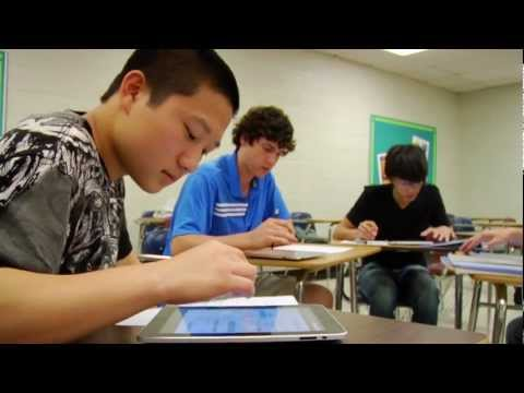 Project Based Learning & iPad Integration