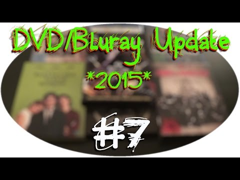 DVD/Bluray Update 2015 - #7: Videohuette, Zavvi, Media Dealer & Amazon