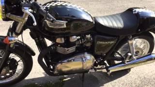 3. 2012 Triumph Thruxton 900