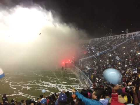Jaiba brava Tampico recibimiento vs potros - La Terrorizer - Tampico Madero