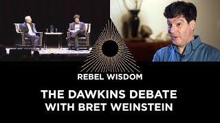 Video Bret Weinstein on the Dawkins Debate MP3, 3GP, MP4, WEBM, AVI, FLV Desember 2018