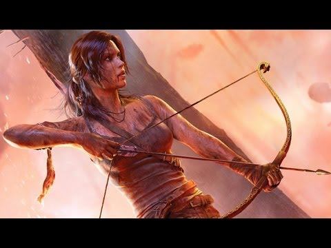 Tomb Raider Gameplay
