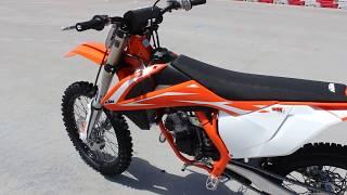8. 2018 KTM 150 SX