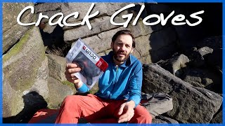 Ocun Crack Gloves Review by The Climbing Nomads