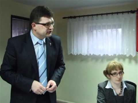 Sesja Rady Gminy Pajęczno 25-02-2011 cz1