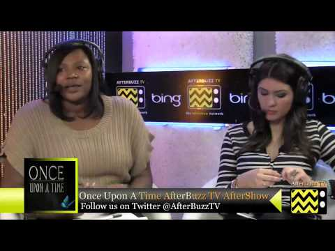 """Once Upon a Time  After Show  Season 2 Episode 9 """"Queen of Hearts"""" 