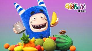Video Oddbods | FIASCO DA COMIDA 4 | Desenho Animado Divertido Para Crianças MP3, 3GP, MP4, WEBM, AVI, FLV September 2018