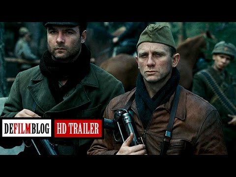 Defiance (2008) Official HD Trailer [1080p]