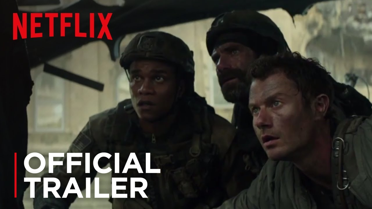 In a Supernatural Close Encounters of the Third Kind Soldiers Battle Ghosts (or Something) in Netflix's Action Sci-Fi 'Spectral' [Trailer]