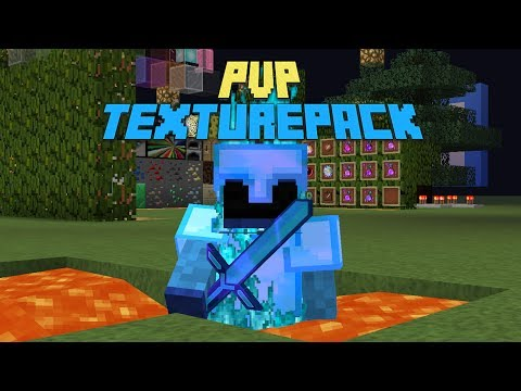 Best Minecraft PvP TexturePack ! - Blue Low Fire 1.7.2 1.7.4 1.6.4 - etc.