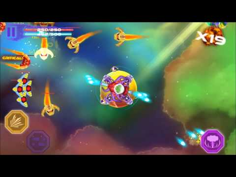 Video of Space Defense - Shooting Game