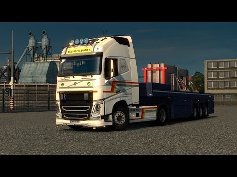 New Volvo FH & FH16 2012 v2.4