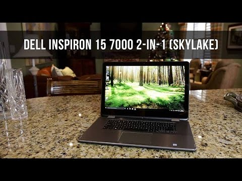 Dell Inspiron 15 7000 2-in-1 Review: Over 2 Months later! (7568)