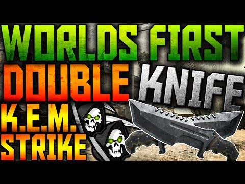 Strike - Hope you enjoyed this Double Knife Only KEM Strike! Let's shoot for 1000 Likes?! Video Submission Email: KARNAGEfacereveal@hotmail.com ▻KEM Strikes by: http://www.youtube.com/YTJayFSU Follow...