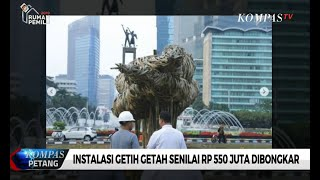 Video Instalasi Bambu Getih Getah Rp 550 Juta Dibongkar, Ini Tanggapan Pengamat MP3, 3GP, MP4, WEBM, AVI, FLV September 2019